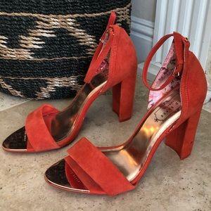 Ted Baker Coral Heels